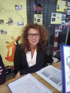 Fabienne Cousin : Secrétaire adjointe